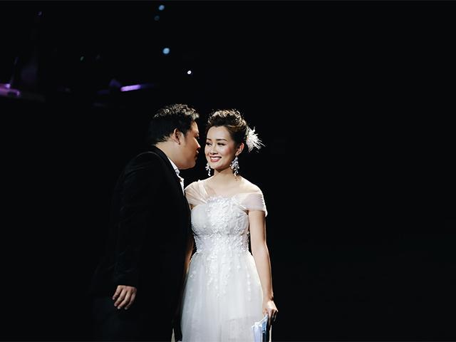 MC Quỳnh Chi từng lầm tưởng ca sĩ Quang Lê là người khó gần