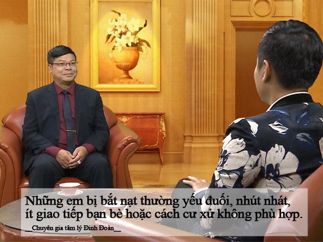 Chuyên gia Đinh Đoàn: Đừng nghĩ trẻ con không biết gì, nghịch ngợm không dạy sau thành tướng cướp