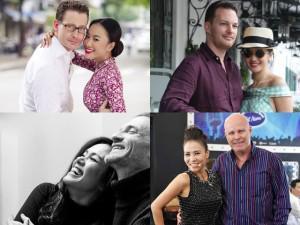 Các ngôi sao giải quyết mâu thuẫn chồng Tây - vợ Việt bằng cách nào?