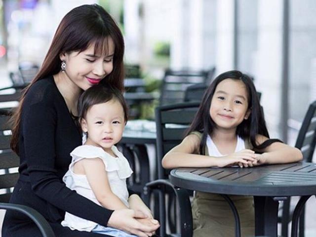 Tan chảy với giọng hát líu lo của con gái thứ 2 nhà Lưu Hương Giang - Hồ Hoài Anh