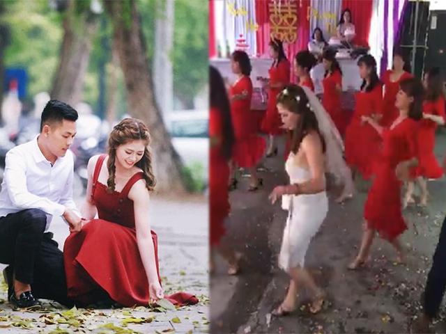 Cô dâu nhảy cực sung trong đám cưới khiến khách mời không thể rời mắt