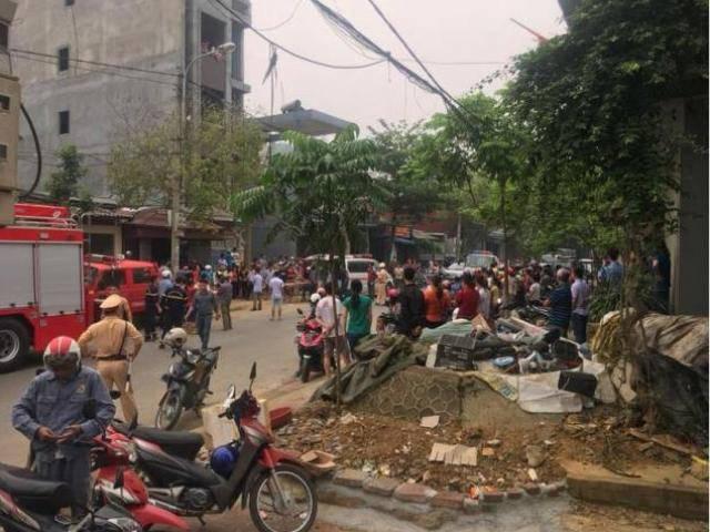 Sạt lở đất khi đang đào móng nhà khiến 3 người chết, 1 người bị thương