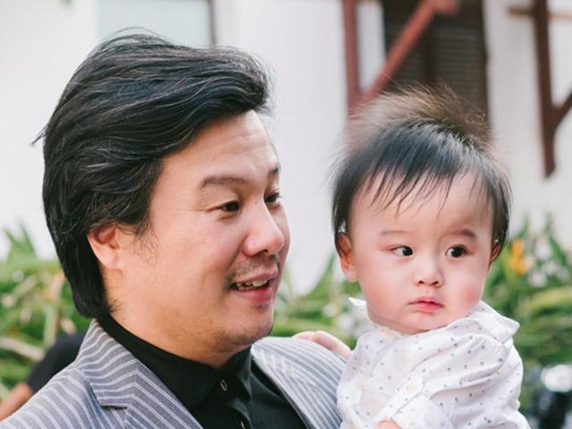Thanh Bùi: Vợ chồng tôi áp dụng giáo dục sớm cho 2 con song sinh từ 6 tháng tuổi