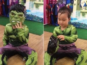 """Khi mẹ nói """"lấy đồ công chúa để mặc"""" và đây là thứ con gái đã chọn!"""
