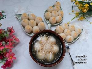 Cách làm bánh trôi, bánh chay kiểu truyền thống cho Tết Hàn thực