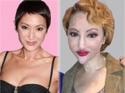 Làm đẹp - Giật mình khi loạt mỹ nhân bị biến dạng đến khó tin vì phẫu thuật thẩm mỹ!