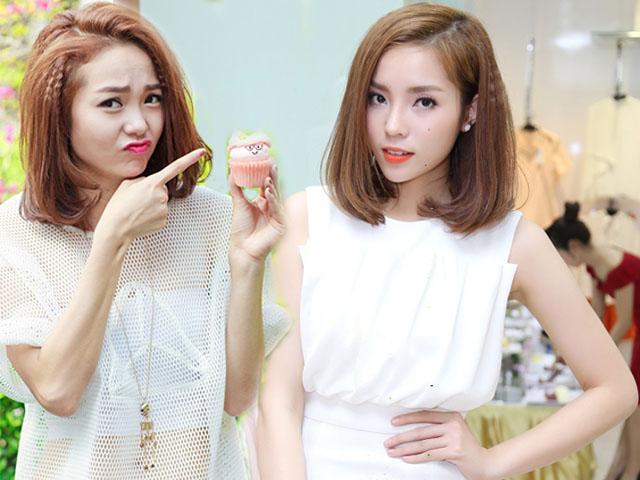 Những sao Việt đã từng mê mẩn tóc ngắn dập xù và cách dưỡng tóc chuẩn như đi spa