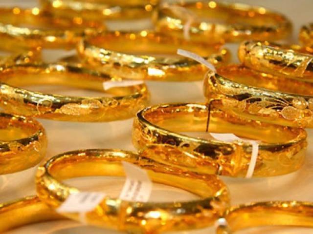 Giá vàng hôm nay 17/4: Vàng thế giới tăng nhanh, vàng trong nước giữ giá ổn định
