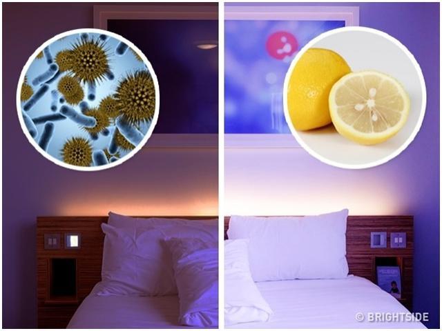 Đặt nửa quả chanh ngay cạnh giường ngủ, bí quyết sống khỏe nhiều người thi nhau làm