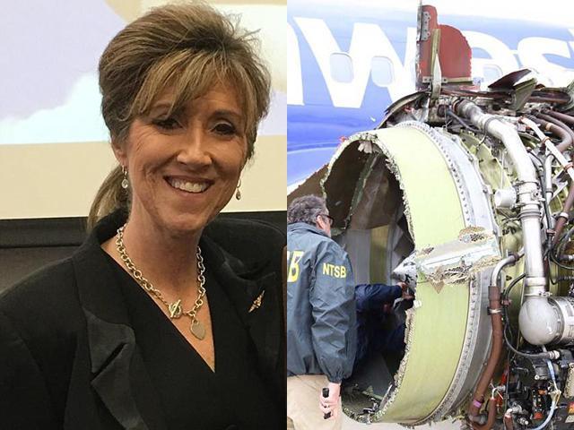 Máy bay nổ giữa trời ở độ cao 9.000m, nữ cơ trưởng vẫn cứu sống gần 150 người