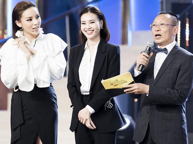 Bố già Lại Văn Sâm tiết lộ cảm giác khi làm việc với hàng loạt sao nữ quyến rũ