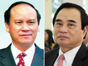 """Quan lộ của 2 cựu Chủ tịch Đà Nẵng bị khởi tố trong vụ Vũ """"nhôm"""""""