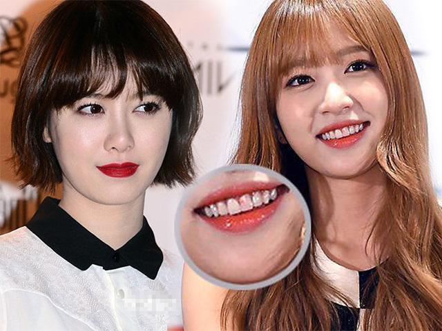 Dở khóc dở cười trước lỗi trang điểm bôi trét quá đà của loạt mỹ nhân Hàn Quốc