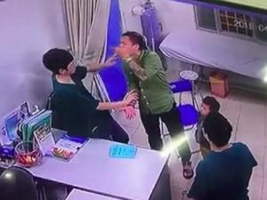 Vụ bác sỹ bị hành hung ở Bệnh viện Xanh Pôn: Bác sĩ nói gì trước khi bị đánh?