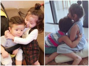 """Elly Trần kể chuyện con gái Mộc Trà cưng chiều em trai khiến nhiều người """"rụng tim"""""""