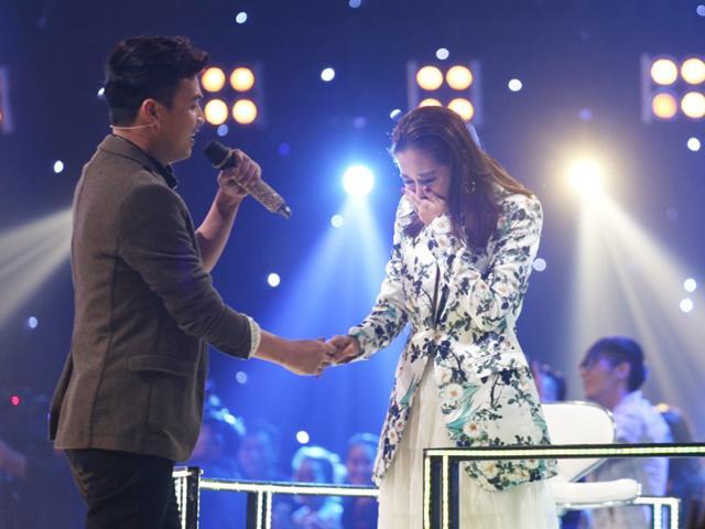 Hồ Quang Hiếu công khai tỏ tình Nam Thư khiến cô nàng đỏ mặt