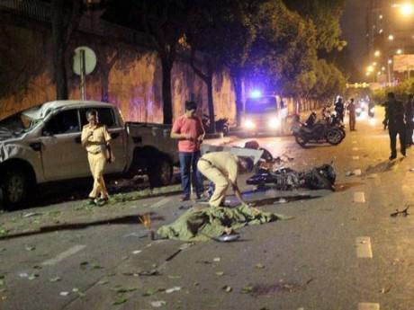 Lời khai của tài xế xe 'điên' tông chết 2 người dừng đèn đỏ ở Sài Gòn