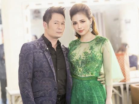 """Dương Hoàng Yến """"tỏ tình"""" với Bằng Kiều trên sân khấu Hà Nội"""