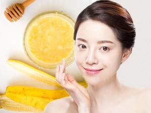 Phụ nữ ngoài 30 muốn trẻ hóa da cần dùng mặt nạ chuối-mật ong theo công thức này!