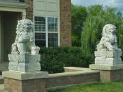 Muôn kiểu đặt tượng phong thủy trong nhà