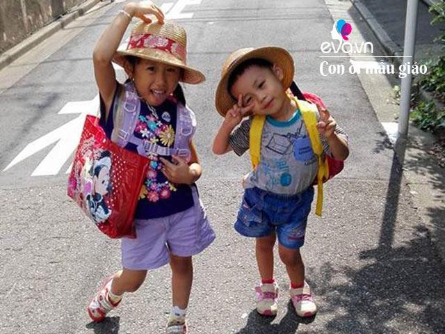 Áp lực chuyện sắm ti tỉ thứ đồ khi con học mầm non tại Nhật của mẹ Việt