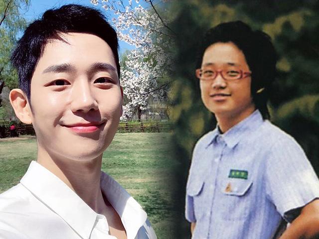 Ngắm ảnh Jung Hae In lúc nhỏ, ai cũng khẳng định phi công của Chị Đẹp dậy thì thành công
