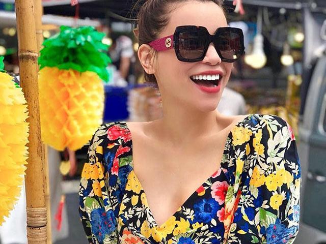 Bạn đã có áo sơ mi cổ vuông hot nhất hè như Hà Hồ chưa?