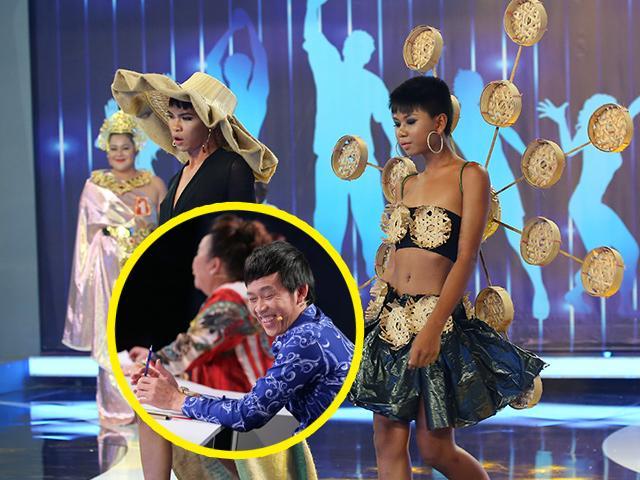 Dàn Victorias Secret chuyển giới Thái Lan bất ngờ xuất hiện ở Việt Nam, Hoài Linh cười tít mắt