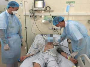 Thêm một người trẻ bị vi khuẩn ăn não tấn công, phải nhập viện điều trị cách ly