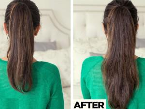 Nếu không thích tóc ngắn nữa thì đây là cách làm tóc nhanh dài cứu nguy cho nàng!
