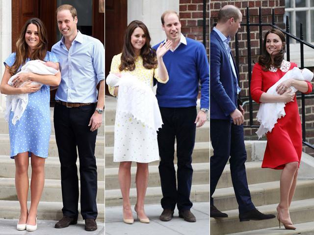 3 lần đều xuất hiện rạng rỡ chỉ vài giờ sau sinh, công nương Kate có bí quyết gì?