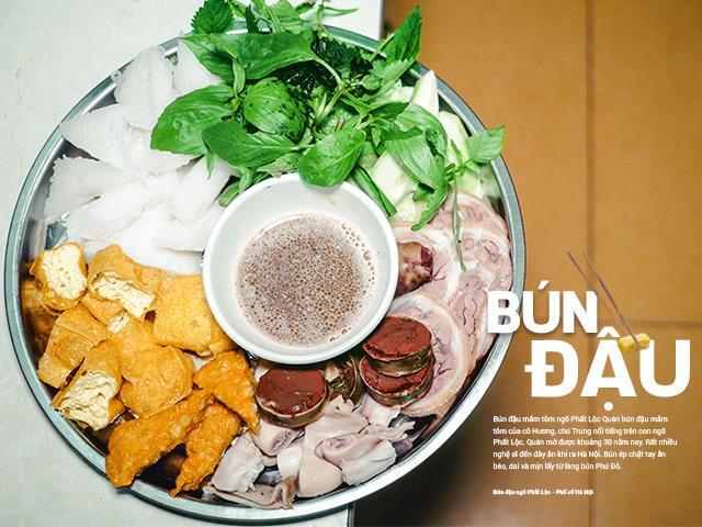 Quán bún đậu 30 năm được nhiều sao nổi tiếng phong danh hiệu chưa ăn thì chưa tới Hà Nội