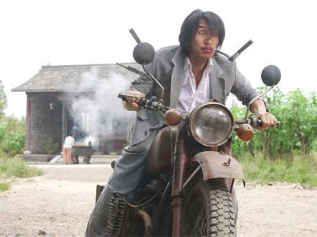 """Loạt ảnh hậu trường """"hiếm có khó tìm"""" của Tuyệt Đỉnh Kungfu"""