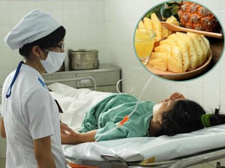 Ăn dứa, uống nước tía tô cho dễ đẻ, mẹ trẻ hốt hoảng vì băng huyết sau sinh
