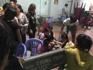 Hé lộ tình tiết mới vụ mẹ và con 4 tuổi chết, chồng nằm thoi thóp trong tiệm cầm đồ