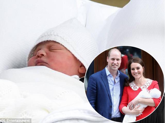 Đã 3 ngày kể từ khi chào đời, Hoàng tử nhí vẫn chưa được đặt tên là có nguyên do