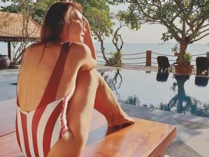 Thầy trò Thanh Hằng, H' Hen Niê dẫn đầu dàn người đẹp khoe dáng sexy cùng bikini