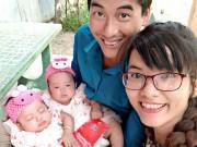 Mang bầu đôi chung bánh nhau, mẹ Sài Gòn khổ sở từ ngày cấn thai đến khi lên bàn mổ