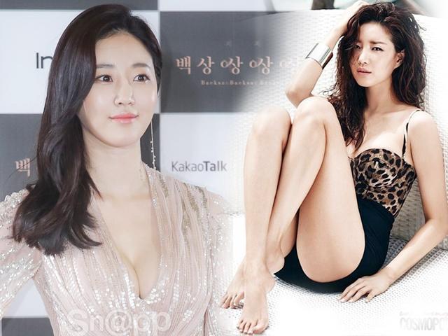 Ngôi sao 24/7: Hoa hậu nóng bỏng nhất Kbiz bị gãy chân vì ngã vào... nắp cống