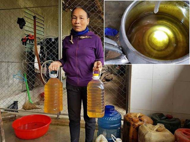 Lộ diện thủ phạm gây sự cố giếng nước biến thành giếng dầu ở Hà Tĩnh