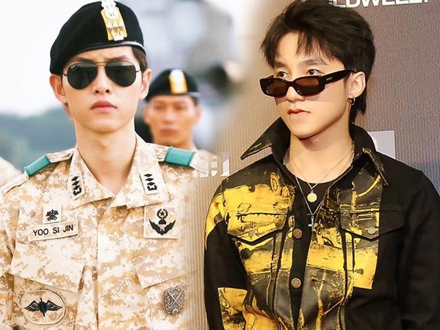 Thuyết âm mưu: Sơn Tùng M-TP thừa sức thay Song Joong Ki trong Hậu duệ mặt trời?