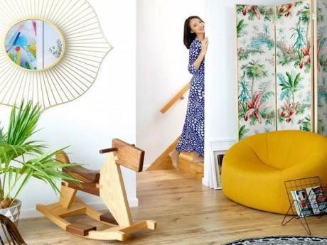 Nổi tiếng, giàu có nhưng hoa hậu thế giới Trương Tử Lâm lại sống trong căn hộ nhỏ không ngờ