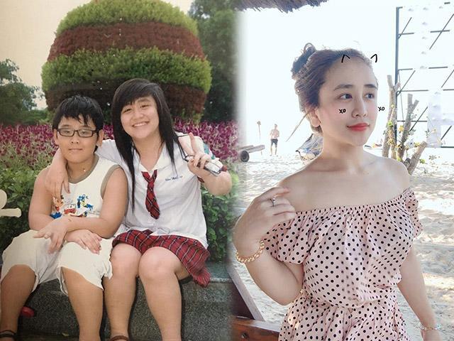 Giảm 9kg, cô gái Sài Thành như lột xác thành hot girl khiến ai cũng ngỡ ngàng