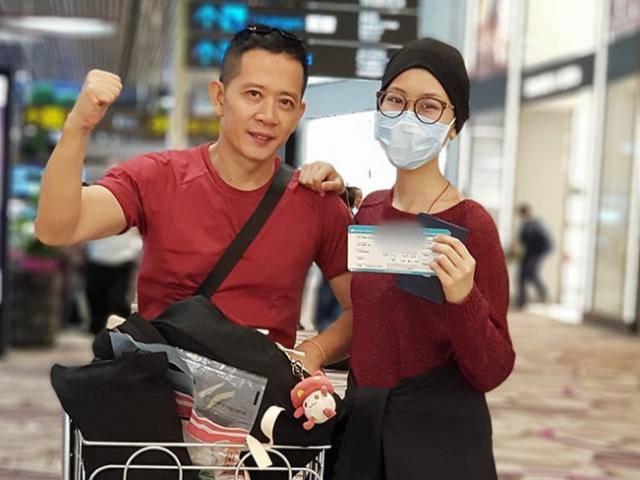 Con gái đạo diễn Đỗ Đức Thành trở về nhà sau hơn 7 tháng chiến đấu với ung thư