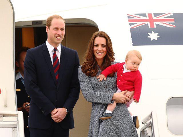 Những bức ảnh chứng minh: Là Công nương nhưng với con, Kate Middleton cũng là người mẹ bình dị
