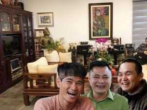 Chốn đi về ấm cúng, hạnh phúc bao người ngưỡng mộ của 3 nam danh hài nổi tiếng phía Bắc