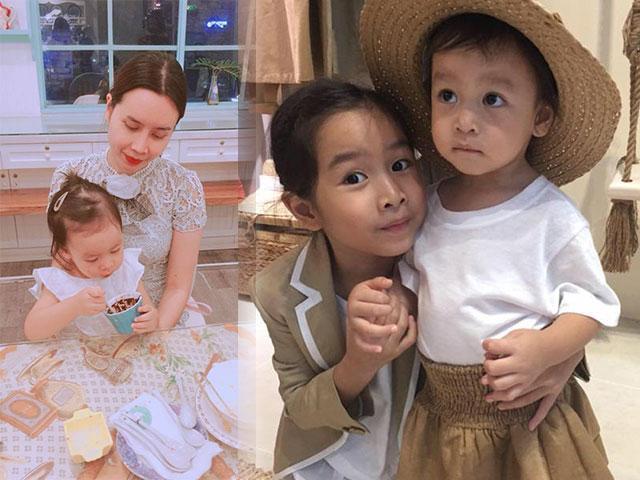 Lưu Hương Giang kể lại giây phút con gái thứ hai ngã xe tập đi, phải nhập viện cấp cứu