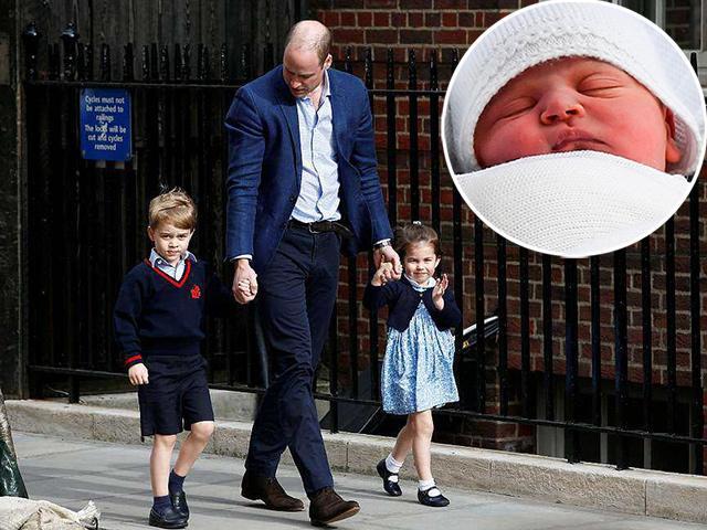 Nếu sinh vào 6 năm trước, con trai thứ 3 của Công nương Kate sẽ không được làm hoàng tử