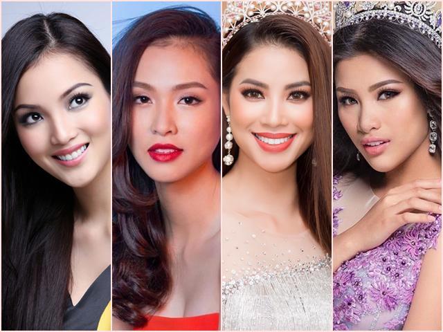 Những nhan sắc gây tiếc nuối tại Hoa hậu Việt Nam