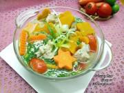 Bếp Eva - Cách nấu canh bí đỏ thơm ngon, bổ dưỡng cả nhà đều khen ngon